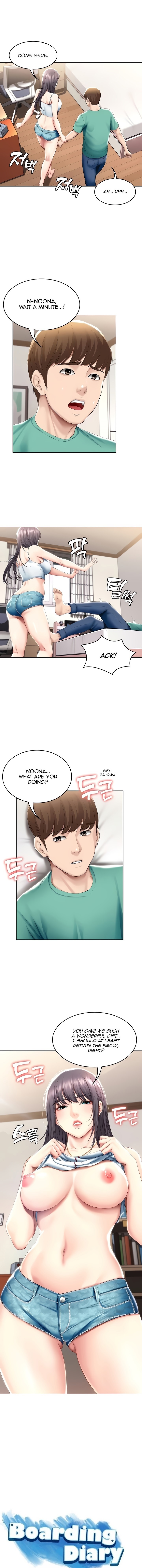 Boarding Diary - Chapter 59 Page 1