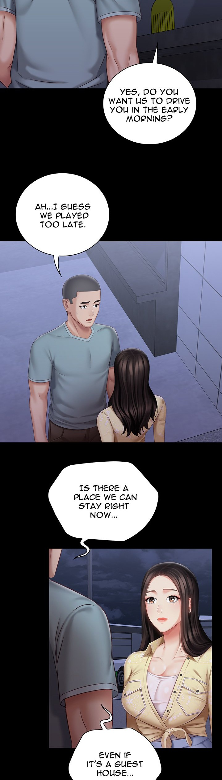 My Sister's Duty - Chapter 69 Page 25
