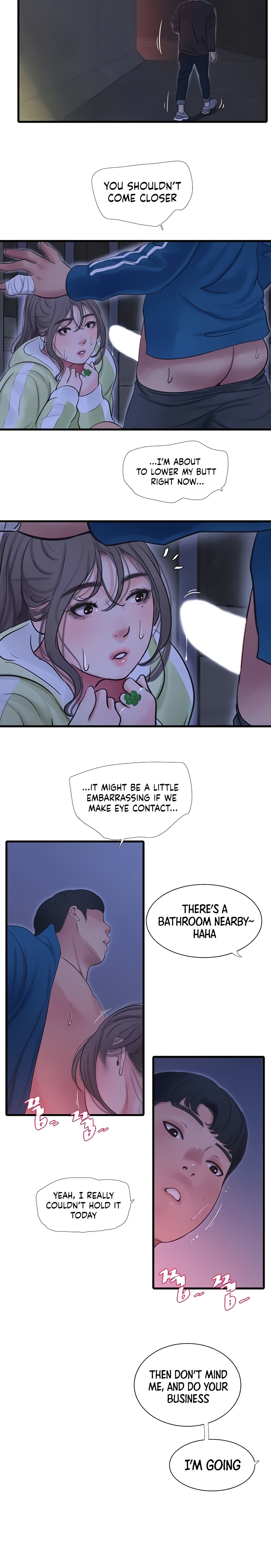 One's In-Laws Virgins - Chapter 74 Page 5
