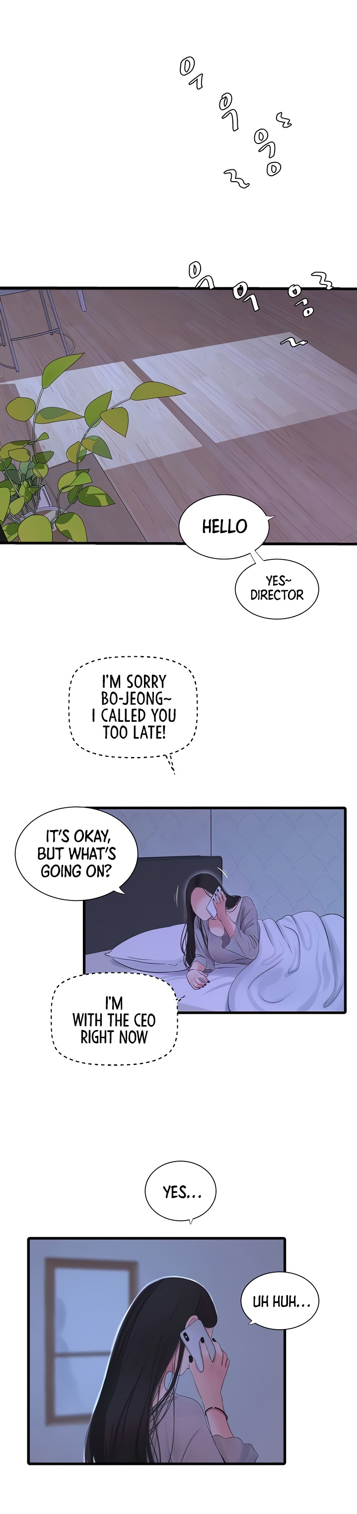 One's In-Laws Virgins - Chapter 75 Page 6